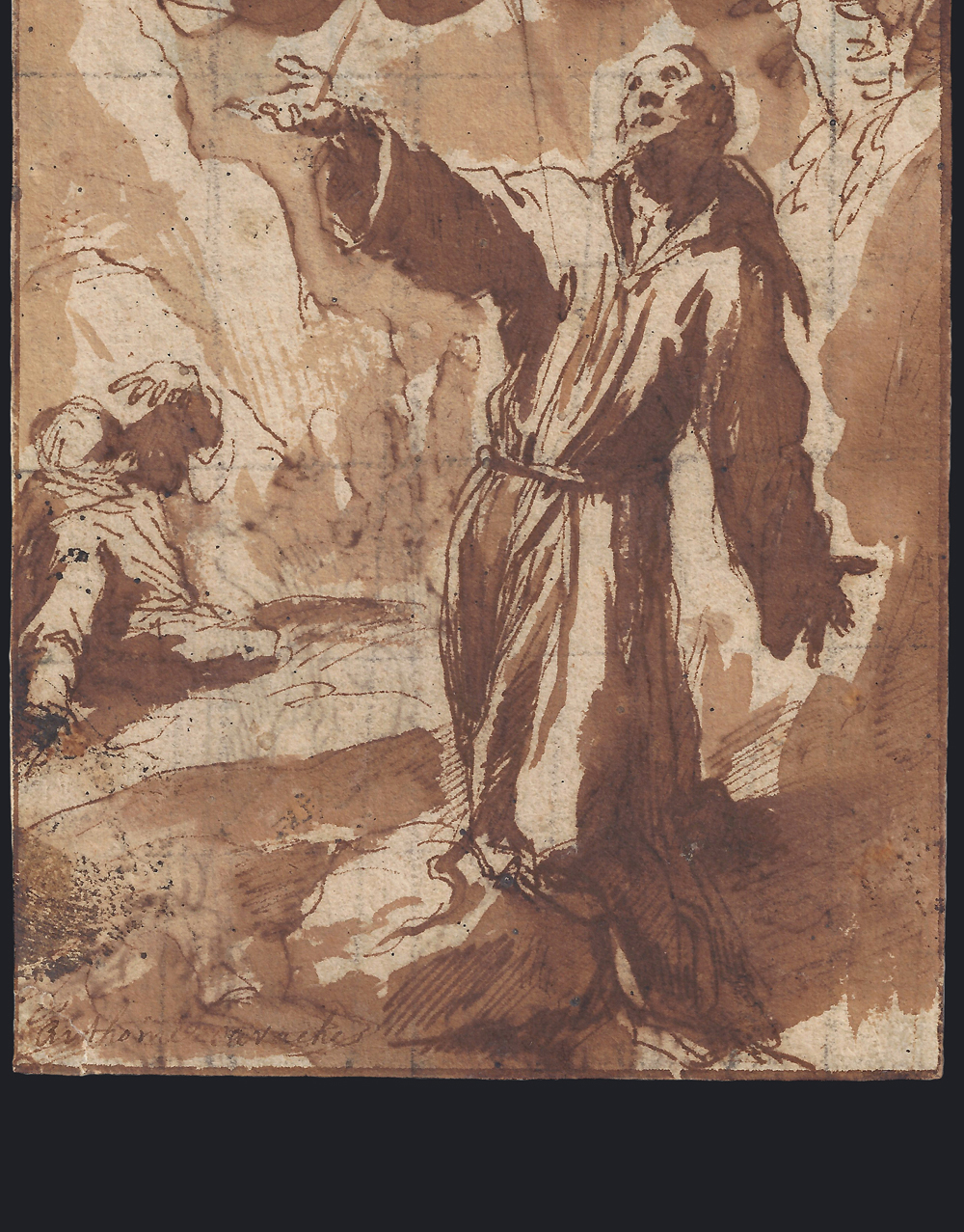 Attributed to Giovanni Lanfranco