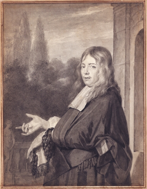 Aert Schouman (1710–1792) after Frans van Mieris I (1635-1681)